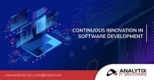 Continuous Innovation in Software Development