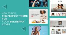 How to Pick the Perfect Theme for your Builderfly Store