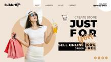 Freeblog- Are the website builders provided at top ecommerce platforms absolutely free?