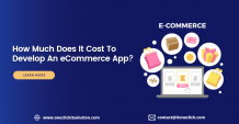 Quick Guide About Cost to Develop an eCommerce Mobile App