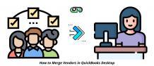 Merge Vendors in QuickBooks Desktop
