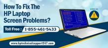 How to fix the HP Laptop screen problems? | Technical Support
