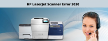 How To Fix HP LaserJet Scanner Error 3030? +1-855-626-0142