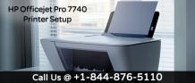 HP OfficeJet Pro 7740 Printer Setup