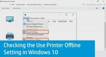 How to Fix HP Printer Offline issues? Call +1-855-847-1975
