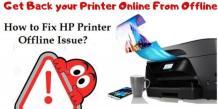 How to Fix HP Printer Offline in Windows 10