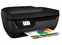 how to setup and install hp oj printer 6970