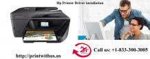 Hp wireless printer setup | Hp Printer Driver installation