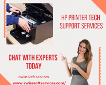 Best Results for HP Printer Setup Support Services - Swiss soft Services