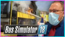 Perform Bus Simulator 18 To The Sea - See What It is Like With a Cruise Ship   The Glen Secret