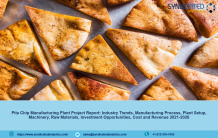 Pita Chips Manufacturing Plant Project Report 2021-2026, Manufacturing Process, Raw Material Requirement, and Plant Economics - by NIsar Ahamad - NIsar's Newsletter
