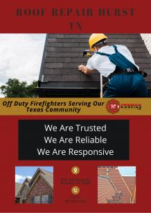 Roof Repair Hurst TX