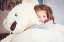 5 Therapies with Giant Teddy Bear
