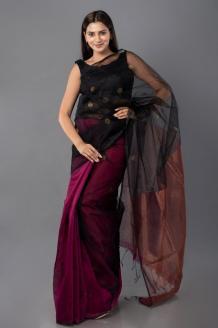 Enhance Your Look With A Handloom Silk Saree
