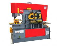 Multifunctional Combined Hydraulic Ironworker Machine Price - YG