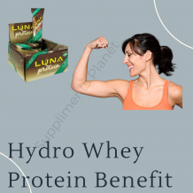 TOP BENEFITS OF HYDRO WHEY PROTEIN