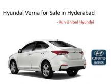 Hyundai Verna Car On Road Price in Hyderabad | Kun United Hyundai