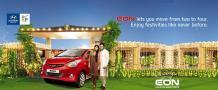 Hyundai EON On Road Price in Hyderabad - EON Showroom in Kondapur