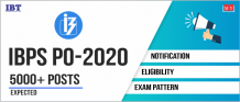 What Are The Major Subjects To Be Focused While Preparing For IBPS PO Exam 2020?