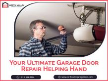 Common Garage Door Repair Issues and Who Should Fix them!