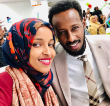 Minnesota Rep Ilhan Omar Files For Divorce From Husband Ahmed Hirsi