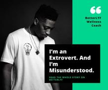 I'm an Extrovert. And I'm Misunderstood.