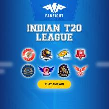 Playing IPL (Indian T20) Fantasy Cricket 2021 helps you to Win Cash Big on FanFight - Play Online Cricket Fantasy Games and Leagues on FanFight