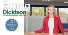Emma Dickison: A Successful Franchise Industry Veteran Leader - InsightsSuccess