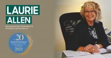 LAURIE ALLEN: Recognized for Dedication & Professional Excellence - InsightsSuccess