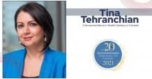 Tina Tehranchian: A Renowned Name in Wealth Advisory in Canada - InsightsSuccess