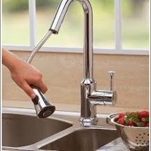 Changing the Sink Aerator