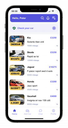 The UKs leading car trader to trader marketplace