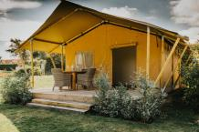 Luxury Safari Tents Holidays Oxfordshire, Buckinghamshire, UK