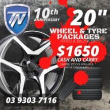 Wheel & Tyre Packages Collections - Tyres Now