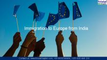 immigration to europe from india