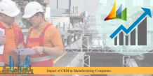 Success goal of CRM for manufacturing companies future business