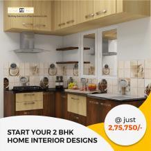 interior design cost for 2 bhk in bangalore
