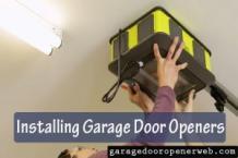 Best LED Light Bulbs for Garage Door Opener | LED Garage Lighting