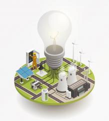 The internet of energy (IOE) - EvoortSolutions