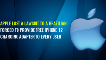 Apple lost a lawsuit to a Brazilian! Forced to provide free iPhone 12 charging adapter to every user
