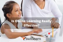 Is Online Learning Really Effective? | Swiflearn