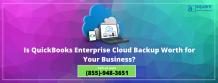 How QB Enterprise Cloud Provide Reliable Backup For Business.