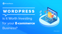 WordPress – Is It Worth Investing For Your Ecommerce Business?