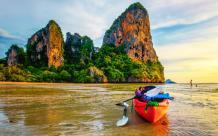 Cómo ir de Koh Tao a Krabi