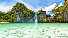 Cómo ir de Koh Phi Phi a Phuket
