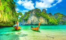 Cómo ir de Phuket a Koh Phi Phi