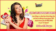 Play Best Online Bingo Sites UK 2019 To Stay Young