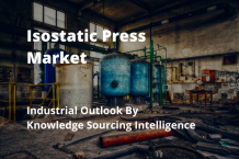isostatic press market