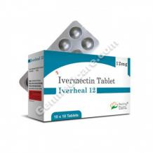 Buy Ivermectin 12 mg Tablet | Buy Ivermectin online at GenMedicare.com