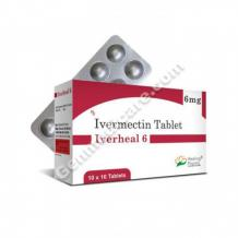 Buy Ivermectin for Humans | Ivermectin 6mg  at Genmedicare.com